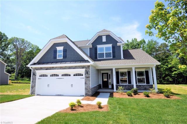 5811 Griffin Village Court, Greensboro, NC 27455 (MLS #888102) :: Banner Real Estate