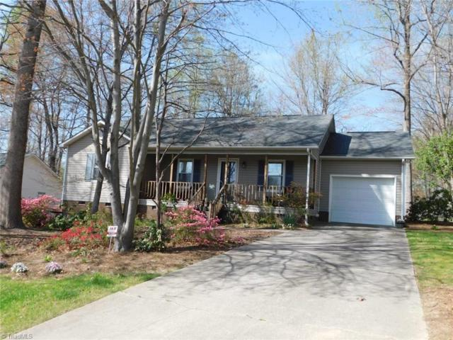 102 Lanford Drive, Thomasville, NC 27360 (MLS #888113) :: Kristi Idol with RE/MAX Preferred Properties