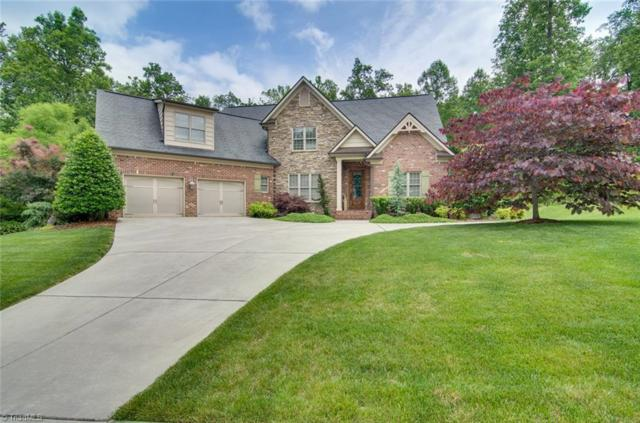 5032 Bennington Way, High Point, NC 27262 (MLS #888122) :: Lewis & Clark, Realtors®