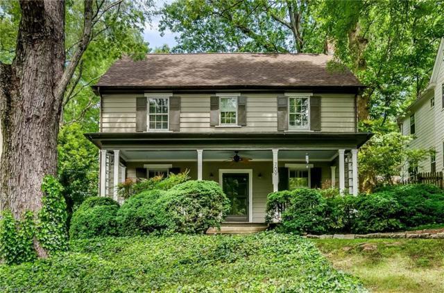 709 Manly Street, Winston Salem, NC 27101 (MLS #888147) :: Kristi Idol with RE/MAX Preferred Properties