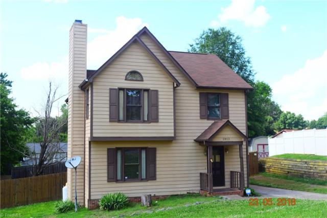 1913 Graywood Court, Winston Salem, NC 27127 (MLS #888185) :: Banner Real Estate