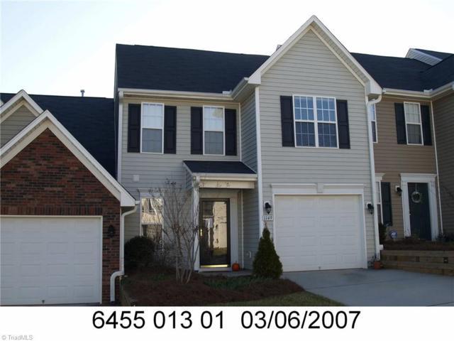 1149 Academic Drive, Winston Salem, NC 27106 (MLS #888196) :: Banner Real Estate
