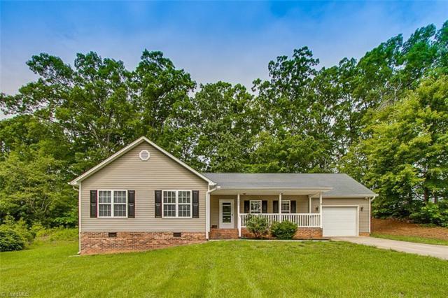 1400 Plantation Circle, Asheboro, NC 27205 (MLS #888201) :: Banner Real Estate