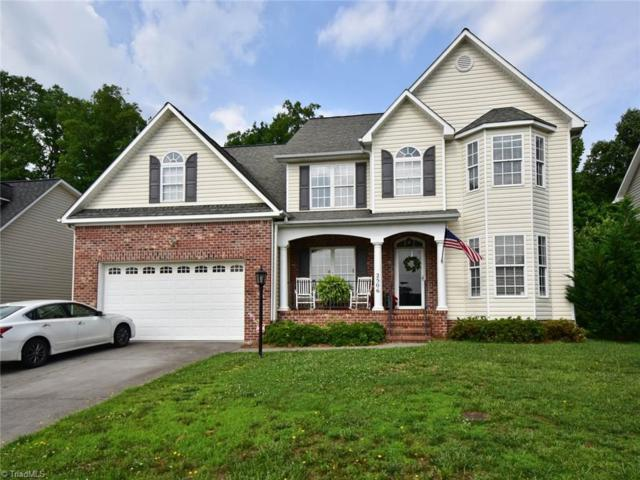2506 Brook Stone Drive, Clemmons, NC 27012 (MLS #889276) :: Banner Real Estate