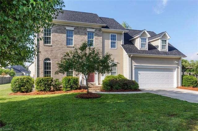3658 Single Leaf Court, High Point, NC 27265 (MLS #889312) :: NextHome In The Triad