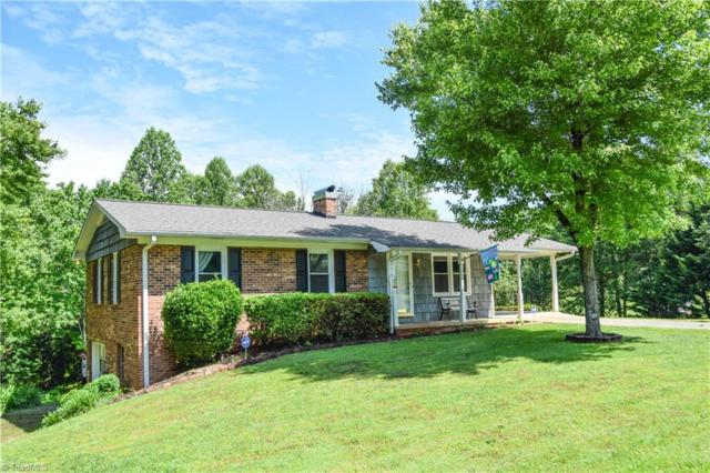 190 Mitchell Cove Road, Elkin, NC 28621 (MLS #889321) :: RE/MAX Impact Realty