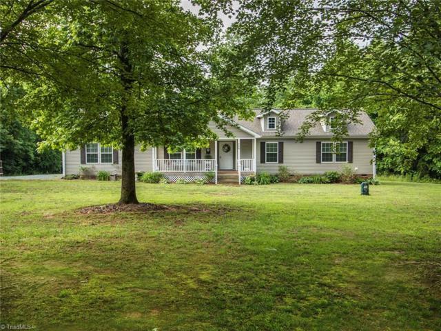 724 Nc Highway 62, Pleasant Garden, NC 27313 (MLS #889360) :: Lewis & Clark, Realtors®