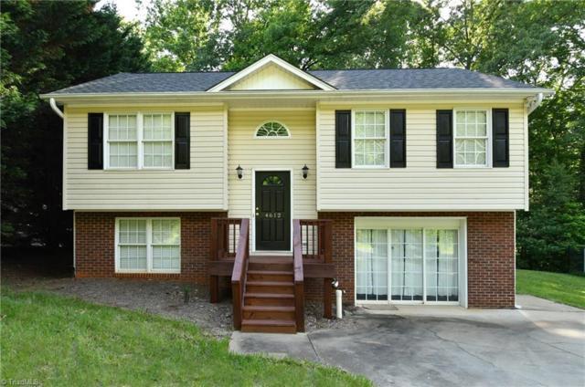 4612 Old Town Drive, Winston Salem, NC 27106 (MLS #889405) :: Lewis & Clark, Realtors®