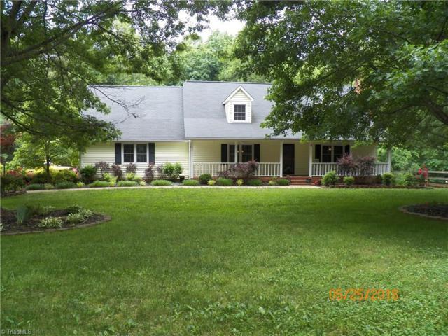 8630 Haw River Road, Oak Ridge, NC 27310 (MLS #889430) :: Banner Real Estate