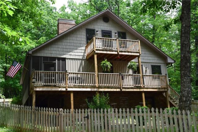 248 N Morgan Road, Lowgap, NC 27024 (MLS #889443) :: Kristi Idol with RE/MAX Preferred Properties