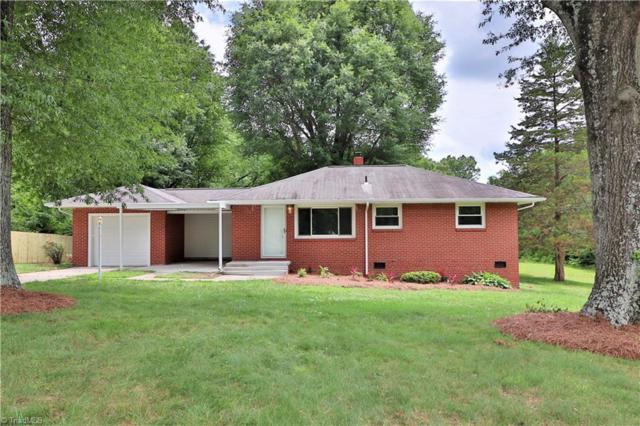 1416 Spry Street, Greensboro, NC 27405 (MLS #889477) :: Banner Real Estate
