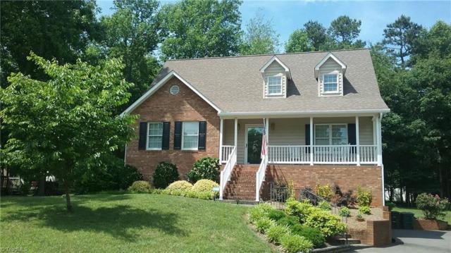 409 Summertree Court, Winston Salem, NC 27127 (MLS #889502) :: Banner Real Estate