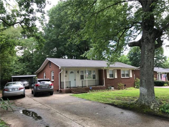 2105 Ontario Street, Greensboro, NC 27403 (MLS #889535) :: Banner Real Estate