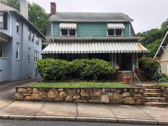 1210 W 4Th Street, Winston Salem, NC 27101 (MLS #889644) :: The Temple Team
