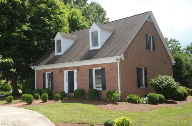 105 Arabian Lane, Salisbury, NC 28147 (MLS #889784) :: NextHome In The Triad