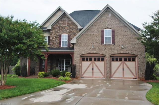 1228 Ridge Grove Court, Lewisville, NC 27023 (MLS #889891) :: Banner Real Estate