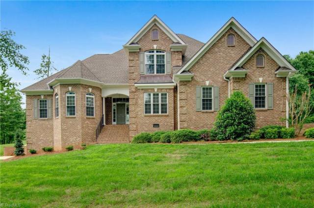 3706 Brooks Crest Court, Browns Summit, NC 27214 (MLS #889898) :: Banner Real Estate