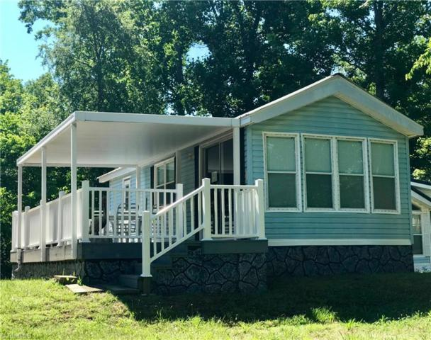 135 Marina Drive, New London, NC 28127 (MLS #890129) :: Kristi Idol with RE/MAX Preferred Properties