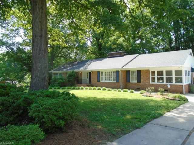 1003 Oakcrest Drive, Reidsville, NC 27320 (MLS #890140) :: Kristi Idol with RE/MAX Preferred Properties
