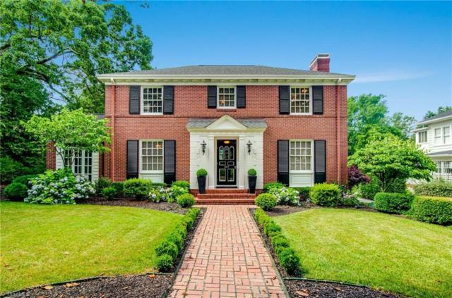 207 Bessemer Avenue, Greensboro, NC 27401 (MLS #890231) :: Banner Real Estate