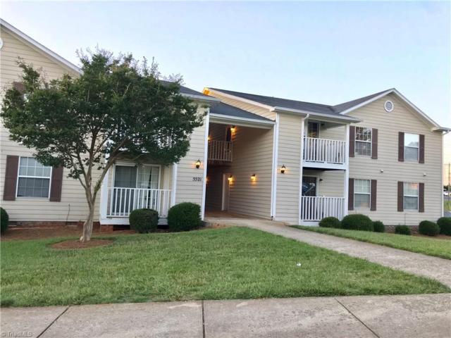 5521 Hornaday Road H, Greensboro, NC 27409 (MLS #890375) :: Kristi Idol with RE/MAX Preferred Properties