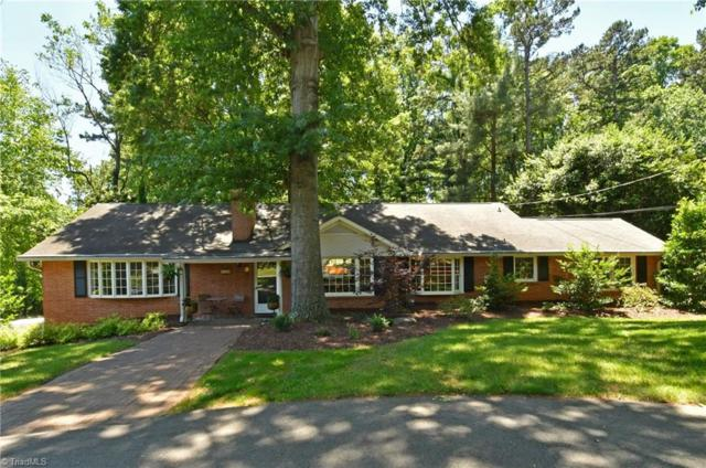 3318 Paddington Lane, Winston Salem, NC 27106 (MLS #890379) :: Banner Real Estate