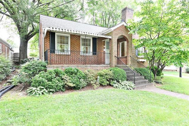 1175 S Hawthorne Road, Winston Salem, NC 27103 (MLS #890415) :: Banner Real Estate