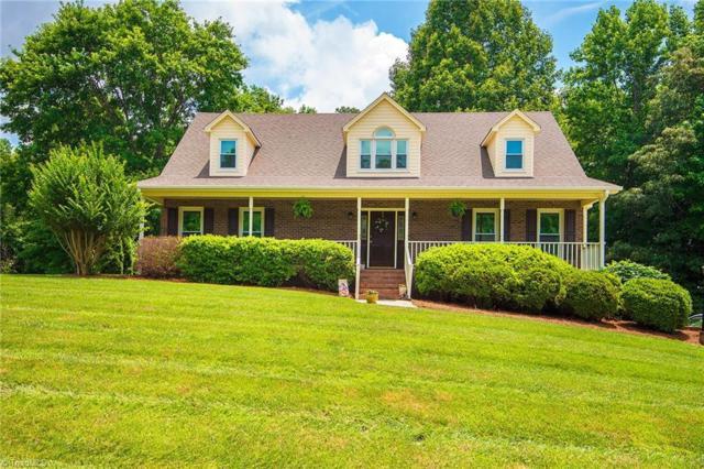 852 Terrace Drive, Lexington, NC 27295 (MLS #890452) :: Kristi Idol with RE/MAX Preferred Properties