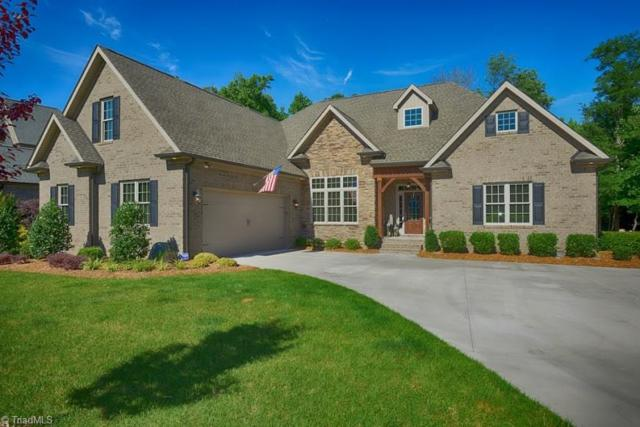 5002 Bennington Way, High Point, NC 27262 (MLS #890533) :: Lewis & Clark, Realtors®