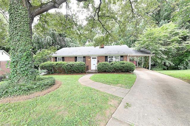 2766 Asbury Lane, Winston Salem, NC 27103 (MLS #890866) :: Banner Real Estate