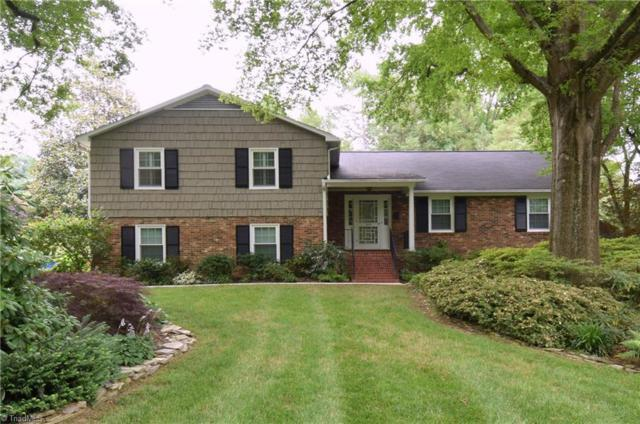 3605 Dewsbury Road, Winston Salem, NC 27104 (MLS #891039) :: Banner Real Estate
