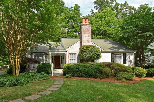 835 Westover Avenue, Winston Salem, NC 27104 (MLS #891046) :: Banner Real Estate