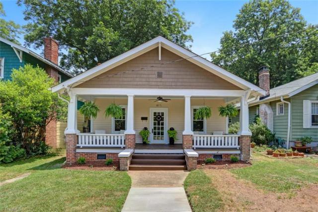 611 Joyner Street, Greensboro, NC 27403 (MLS #891061) :: Lewis & Clark, Realtors®