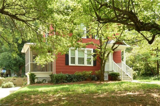 903 Melrose Street, Winston Salem, NC 27103 (MLS #891188) :: Banner Real Estate