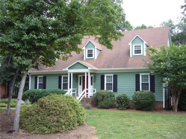 113 Comanche Trail, Lexington, NC 27295 (MLS #891299) :: Kristi Idol with RE/MAX Preferred Properties