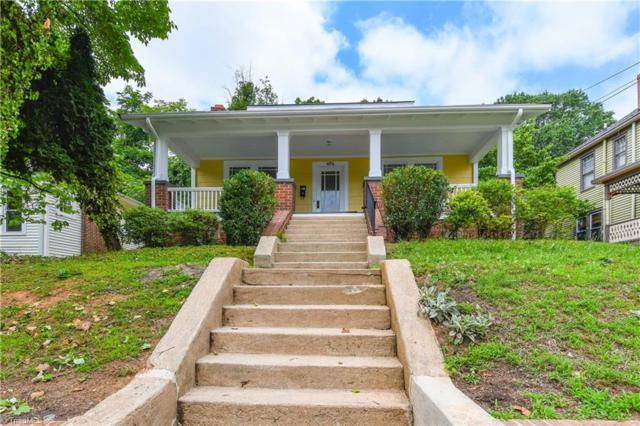 404 S Sunset Drive, Winston Salem, NC 27103 (MLS #891362) :: Banner Real Estate
