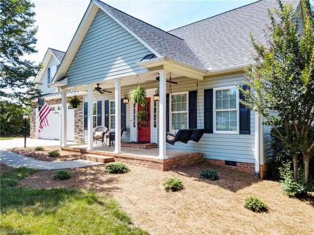 125 E Rollingmeadow Road, Advance, NC 27006 (MLS #891437) :: Banner Real Estate