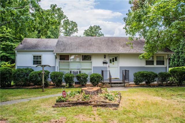 1500 Sharon Road, Winston Salem, NC 27103 (MLS #891559) :: Banner Real Estate