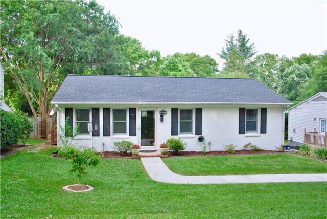 1011 Lockland Avenue, Winston Salem, NC 27103 (MLS #891561) :: Banner Real Estate
