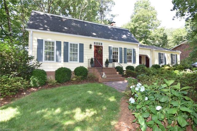 410 Staffordshire Road, Winston Salem, NC 27104 (MLS #891682) :: Banner Real Estate