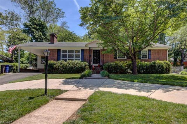 2766 Cherokee Lane, Winston Salem, NC 27103 (MLS #891873) :: Banner Real Estate
