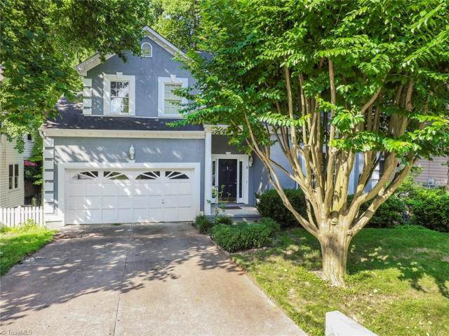 9 Snowgoose Cove, Greensboro, NC 27455 (MLS #891880) :: Kristi Idol with RE/MAX Preferred Properties