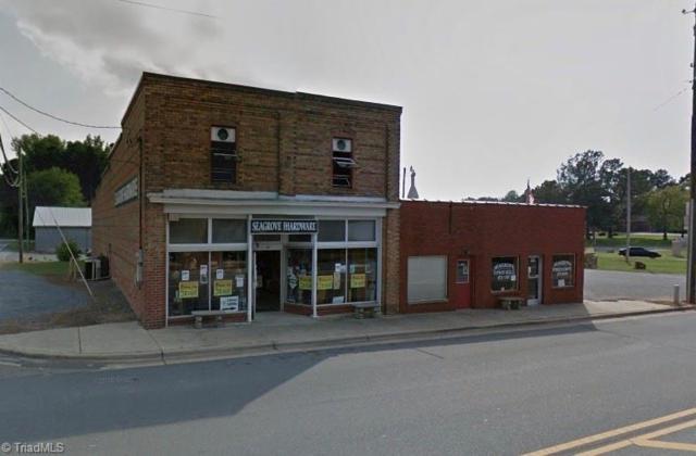 128 E Main Street, Seagrove, NC 27341 (MLS #891900) :: Lewis & Clark, Realtors®