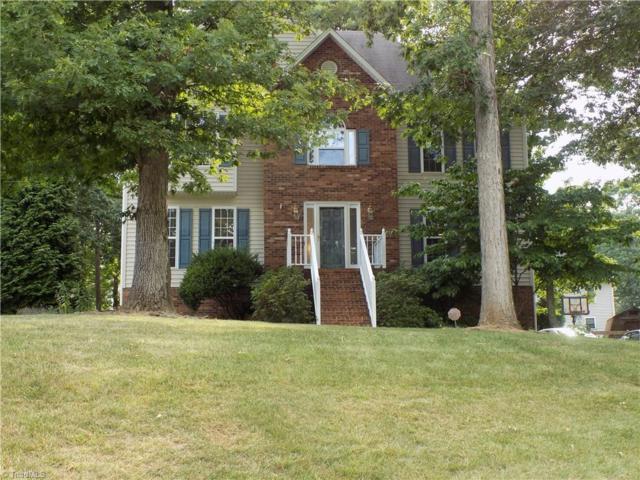 115 Ivorhing Court, Kernersville, NC 27284 (MLS #892030) :: Kristi Idol with RE/MAX Preferred Properties