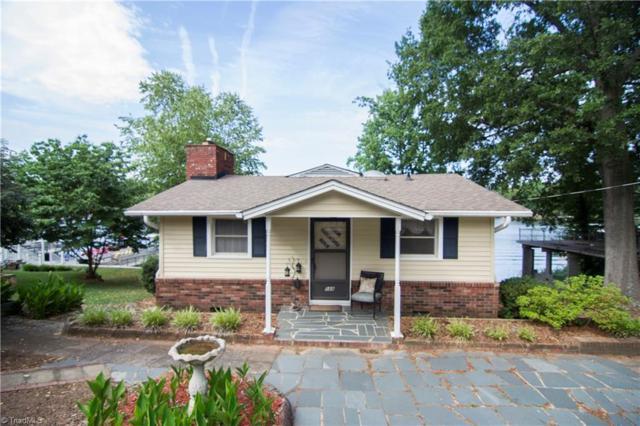 588 Pinehaven Drive, New London, NC 28127 (MLS #892061) :: Kristi Idol with RE/MAX Preferred Properties