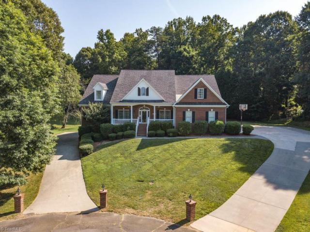 306 Spring Lake Court, Lexington, NC 27295 (MLS #892091) :: Kristi Idol with RE/MAX Preferred Properties