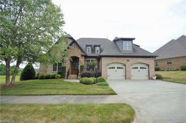 3738 Peony Way, Clemmons, NC 27012 (MLS #892114) :: Banner Real Estate