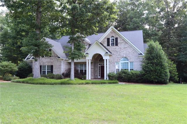 306 Heather Ridge Court, Greensboro, NC 27455 (MLS #892128) :: Lewis & Clark, Realtors®