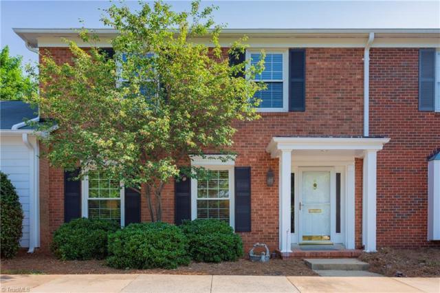 27 Fountain Manor Drive B, Greensboro, NC 27405 (MLS #892221) :: Lewis & Clark, Realtors®