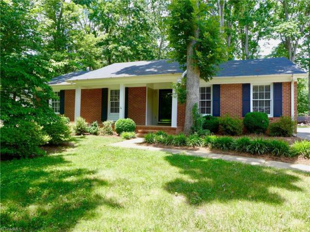 14 Wild Lark Court, Greensboro, NC 27455 (MLS #892389) :: Banner Real Estate